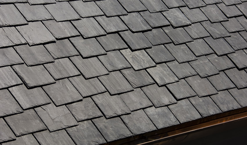 Lightweight slate roof, Los Angeles