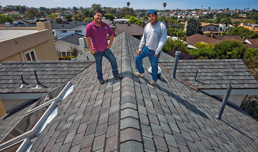 CertainTeed GrandManor algae-resistant roof, Manhattan Beach