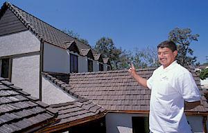 Lovely Custom Copper Roof Work