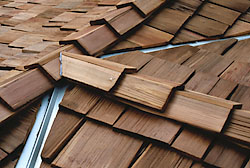 Navarro Roofing Fire Resistant Cedar Shingle Roofs