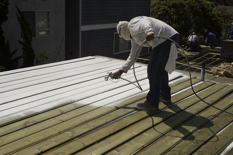 Navarro Roofing Hot Mop And Restoration El Segundo