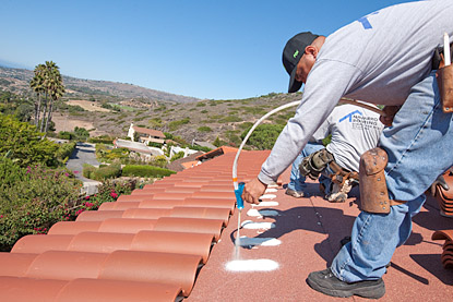 Navarro Roofing Clay Tile Roof You Can Walk On Palos