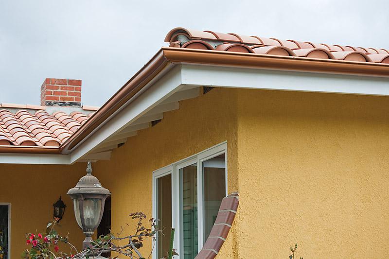 Amazing Custom Rain Gutters In Torrance. Navarro Roofing ...