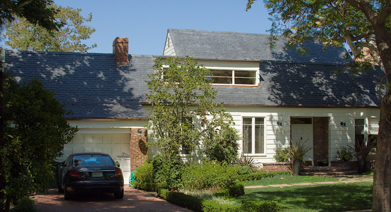 Lightweight Slate Roof in Cheviot Hills