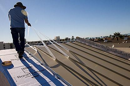 Standing Seam Metal Roof Redondo Beach Roofing